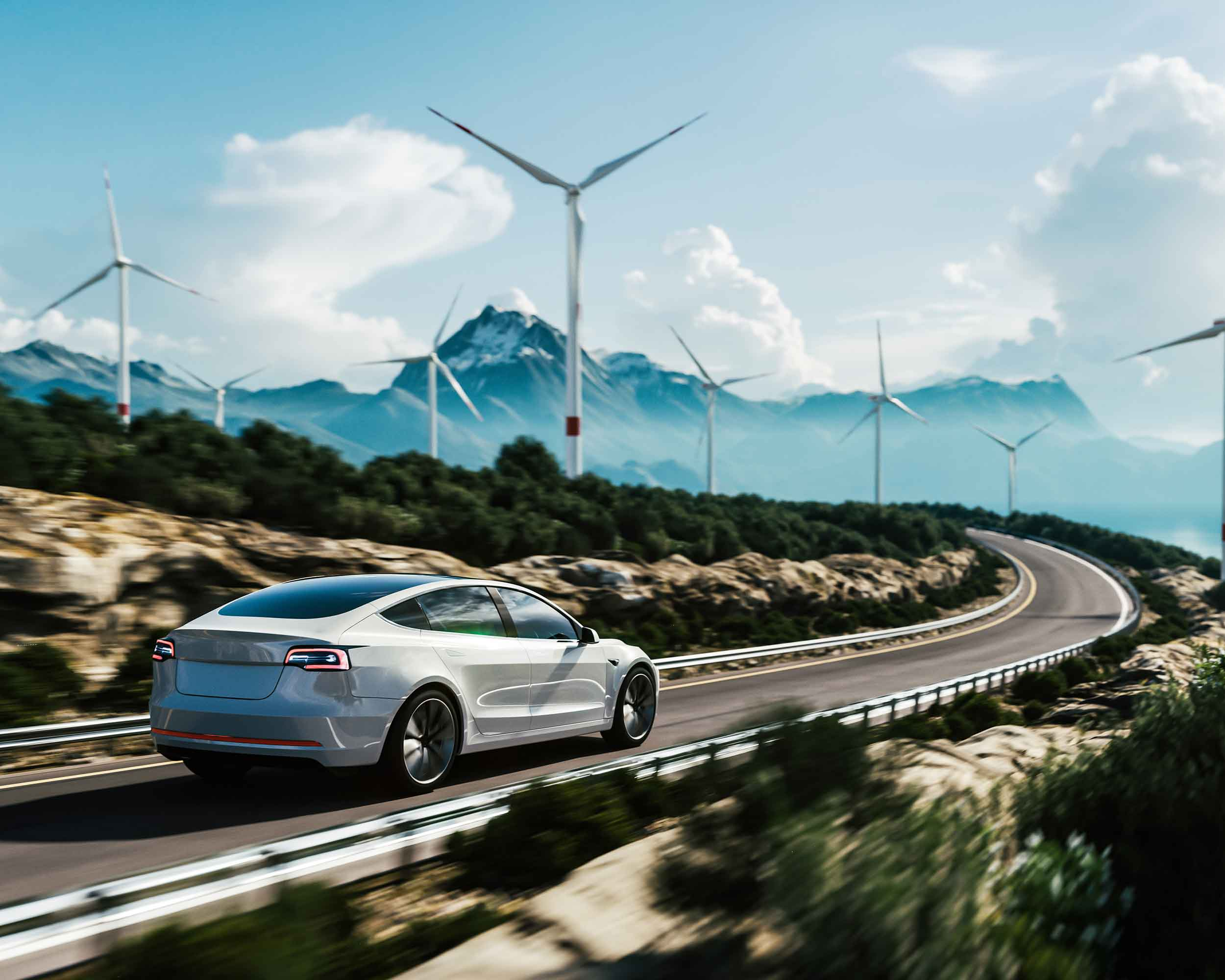 Mobile Storage - electric cars