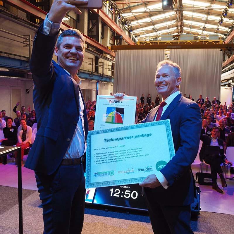 Gelion wins Industrial Energy Enlightenmentz Award